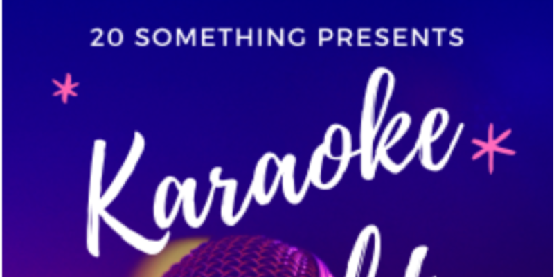 20Something Karaoke Avond