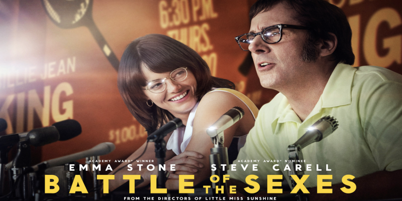 Battle Of The Sexes ☆