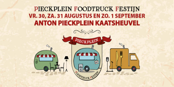 Foodtrucks in Kaatsheuvel
