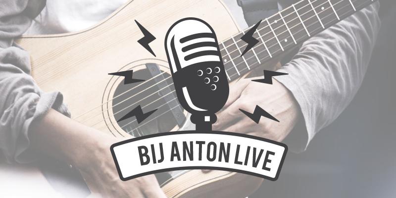 Bij Anton LIVE Oktober 2019