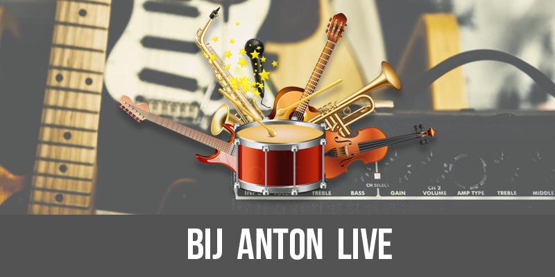 Bij Anton LIVE Maart 2020 | Chill Alley