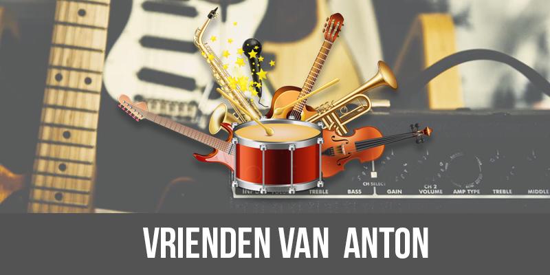 Vrienden Van Anton LIVE