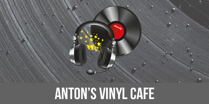 Anton's Vinyl Café April