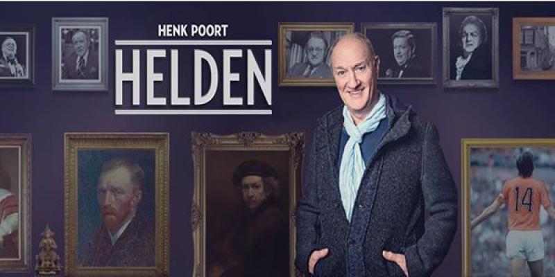 UITVERKOCHT Henk Poort – Helden
